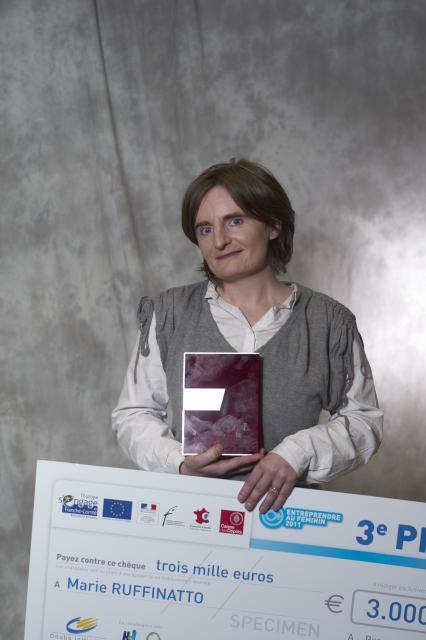 Troisième Prix : Marie RUFFINATTO