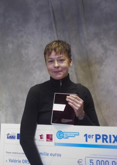 Premier prix - Valérie ORSAT