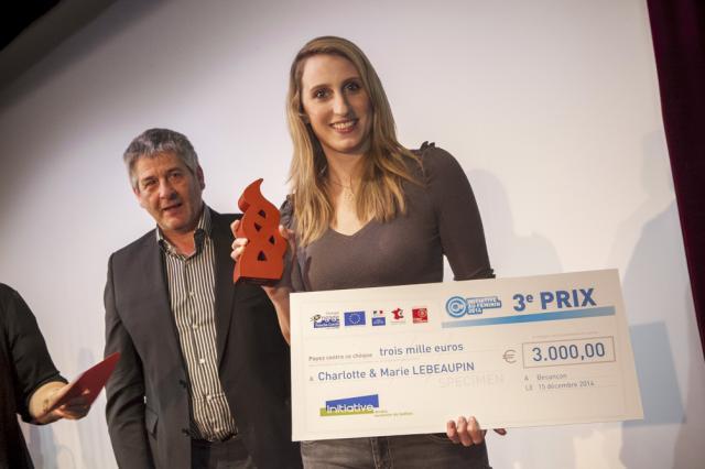 Marie LEBEAUPIN et Pierre GROSSET, Conseil Régional de Franche-Comté