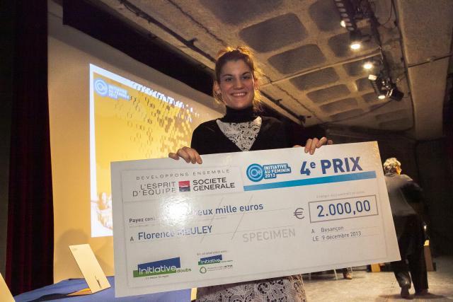 Quatrième prix : Florence MEULEY