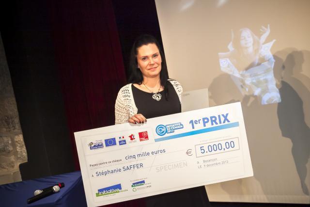 Premier prix : Stéphanie SAFFER